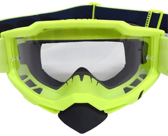Dirt Goggle with Beak