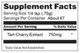 Tart Cherry 50g