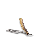 Bovine Horn 5/8 Blade Straight Razor