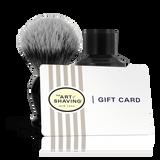 The Art Of Shaving Gift Card