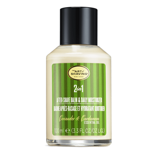 Coriander Cardamom After-Shave Balm 3.3 oz