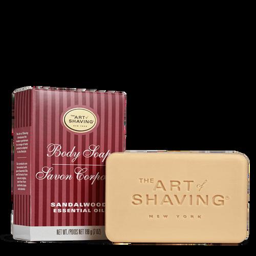 Sandalwood Body Soap