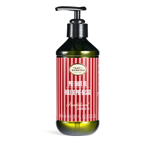 Sandalwood Pre-shave Oil Large Pump