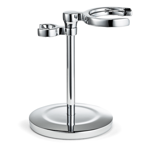 Embossed Collection Shaving Stand