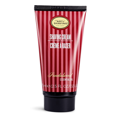 Sandalwood Shaving Cream Tube 2.5 Oz