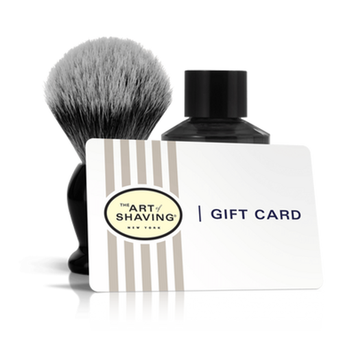 The Art Of Shaving Gift Card