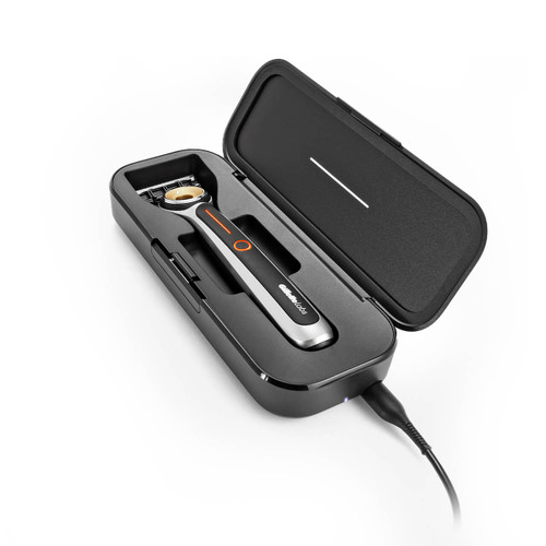 Heated Razor Charging Travel Case
