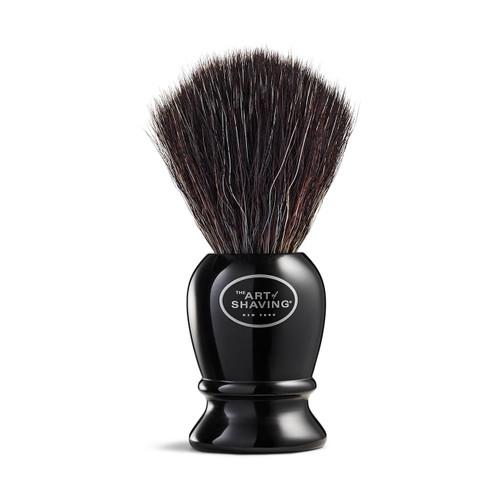 Pure Black Shaving Brush