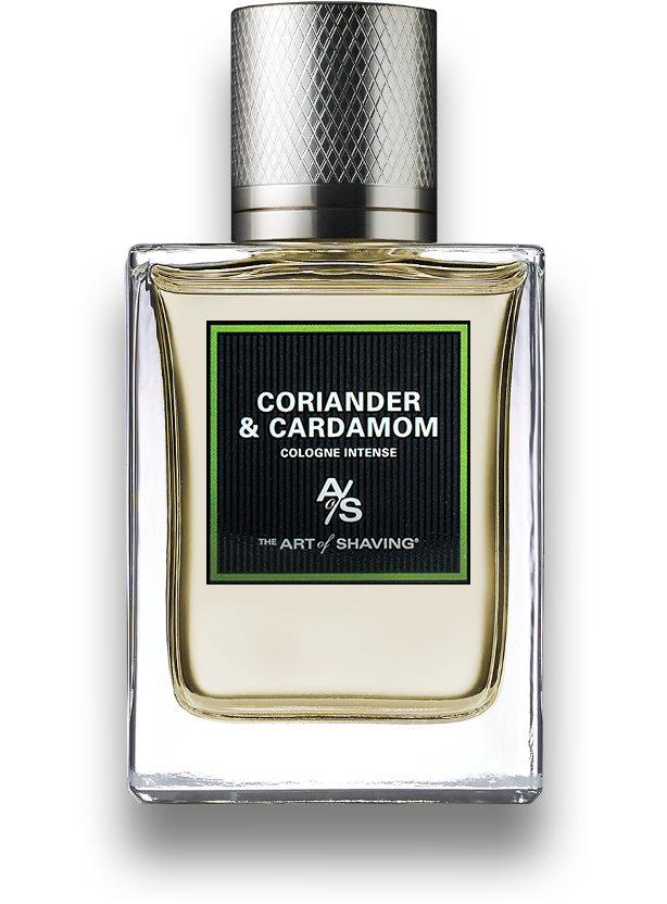 Coriander & Cardamom