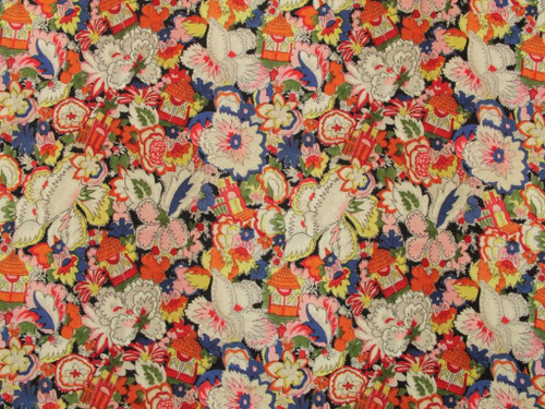 Wholesale Dress Fabric | Magic Garden Viscose Lawn - Multi | Fabric Godmother