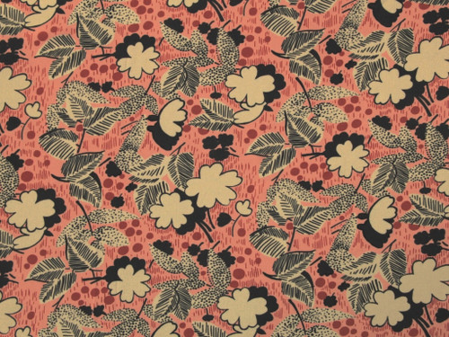 Wholesale Dress Fabric | Jackie Viscose Lawn - Pink | Fabric Godmother