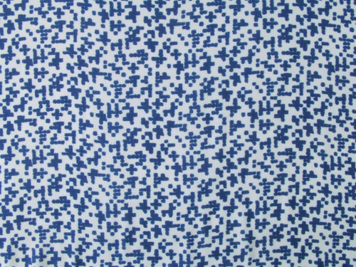 Scatter Viscose Lawn - White