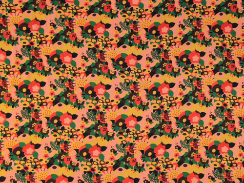 Wholesale Dress Fabric | Maddie Viscose Sateen - Pink | Fabric Godmother