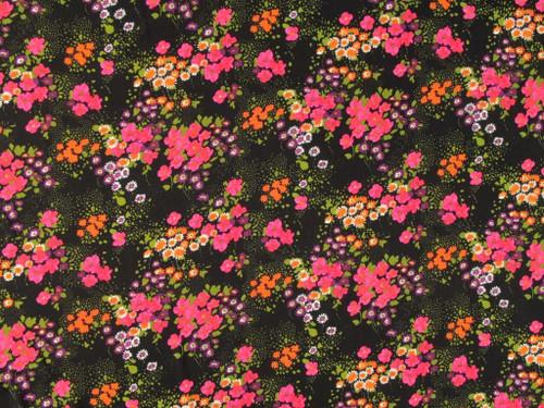 Wholesale Dress Fabric | Bette Viscose Twill - Black | Fabric Godmother