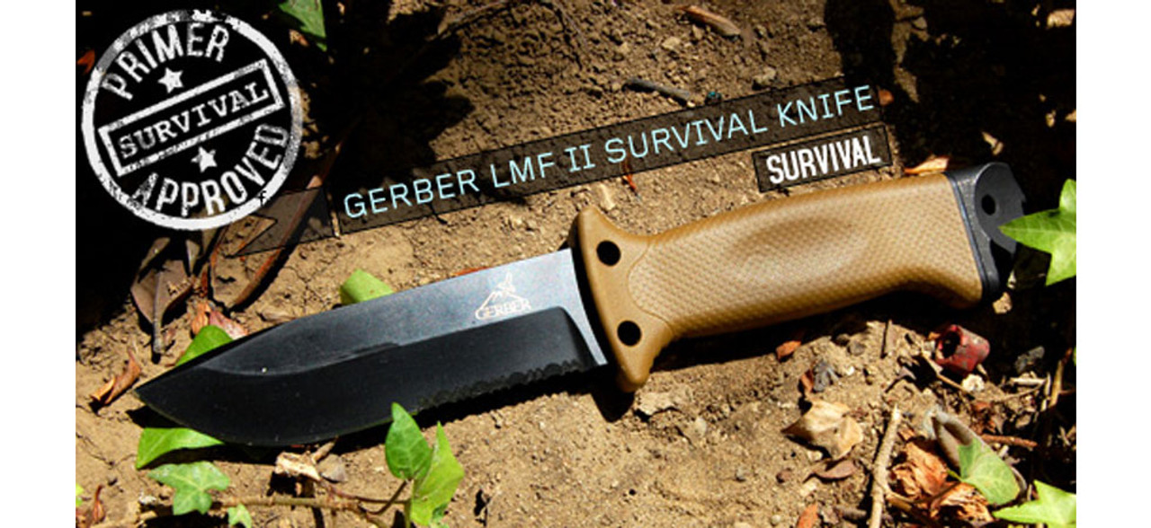 Gerber LMF Field Knife