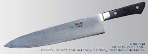 "MAC Knives - Mighty 10.75"" French Chef knife - MBK-110"
