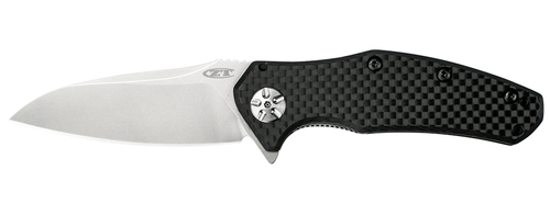 Zero Tolerance - ZT Carbon Fiber Assisted Folder ELMAX blade - ZT770CF