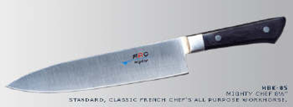 """MAC Knives - Mighty 8.5"""" French Chef knife - MBK-85"""