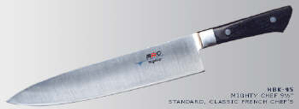 """MAC Knives - Mighty 9.5"""" French Chef knife - MBK-95"""
