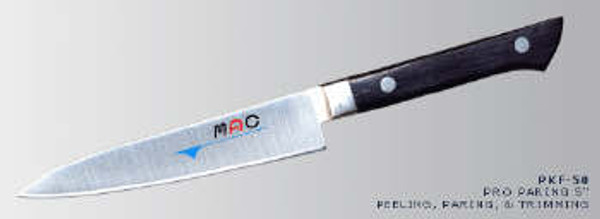 "MAC Knives - Professional 5"" Paring knife - PKF-50"