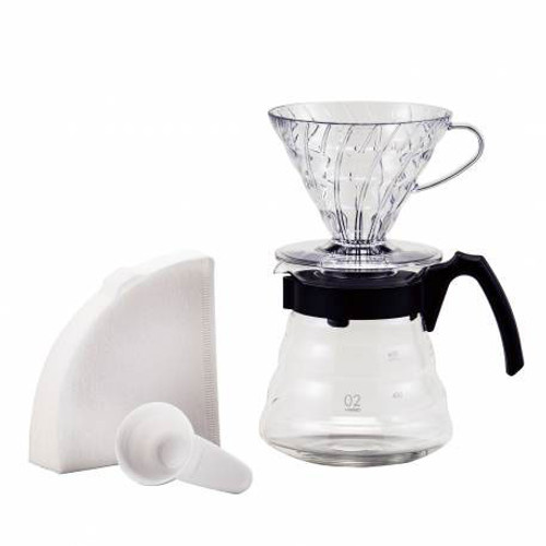 Full V60 set. Cheap price. V60 Hario. V60 coffee. High quality. It's all true...what are you waiting for?