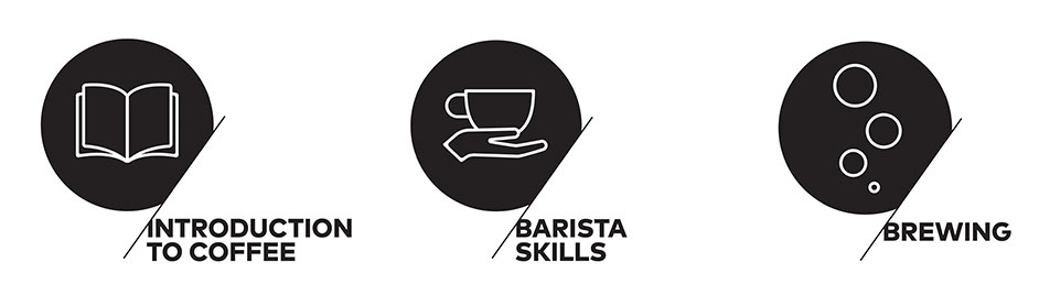 SCA Intro to Coffee, Barista Skills and Brewing - learn more in your field of interest. Other SCA courses available on request. Get in touch to learn more!
