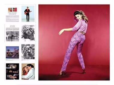 'Elvis & Ann-margret : Love In Las Vegas' beautiful soft cover book with 150 pages of PURE LOVE from Erik Lorentzen.