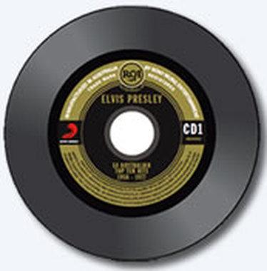 Disc 1 - Elvis Presley: 50 Australian Top Ten Hits 1956-1977