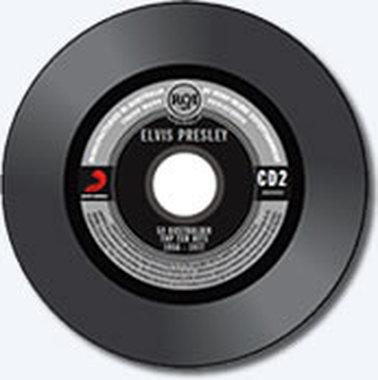 Disc 2 - Elvis Presley: 50 Australian Top Ten Hits 1956-1977
