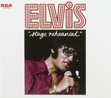Elvis : Stage Rehearsal Elvis Presley FTD CD