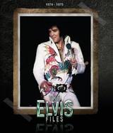 The Elvis Files Volume 7 1974-1975 : Hardcover Book