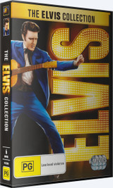 The Elvis Collection 6 DVD Set (Elvis Presley)