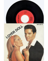 Elvis Presley Lover Doll EP