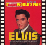 Elvis: It Happened At The World's Fair CD | FTD Classic Movie Soundtrack Album (Elvis Presley)