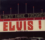 Elvis: Takin' Tahoe Tonight! 1973 FTD CD