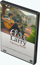 Elvis and Larry A Journey Shared DVD