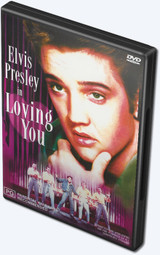 Elvis Presley Loving You DVD