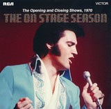 Elvis Presley The On Stage Season FTD 2 CD 1970 Soundboard