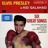 Elvis: 'Kid Galahad' CD | FTD Special Edition / Classic Movie Soundtrack Album
