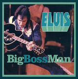 Elvis: Big Boss Man April 1, 1975 Soundboard Concert CD