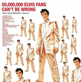 "50,000,000 Elvis Fans Can't Be Wrong (Elvis' Gold Records Volume 2) 2 CD : FTD Special Edition / Classic Album 7"" Presentation (Elvis Presley)"