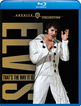 Elvis: That's The Way It Is Blu-ray + DVD (Region Free)