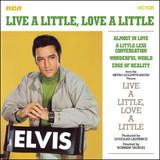 Elvis: 'Live A Little, Love A Little' FTD classic album series CD