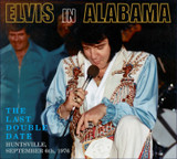 Elvis In Alabama 2 x CD Set From FTD (Elvis Presley in Huntsville on September 6, 1976)