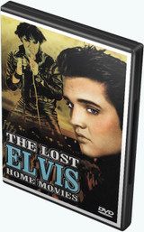 'The Lost Elvis Home Movies' DVD (with great bonus material)