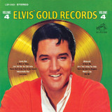 "Elvis' Gold Records Volume 4 2 CD FTD Special Edition / Classic Album 7"" Presentation (Elvis Presley)"