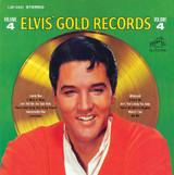 "Elvis' Gold Records Volume 4 2 CD FTD Special Edition / Classic Album 7"" Presentation (Elvis Presley)"
