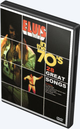 Elvis In The 70s DVD (Elvis Presley)