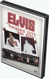 Elvis: 'From Kansas City To Sin City' DVD