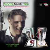 Elvis Studio Sessions '56 3 CD Set from MRS